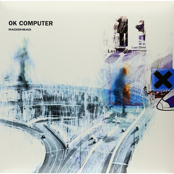 OK Computer - Plak