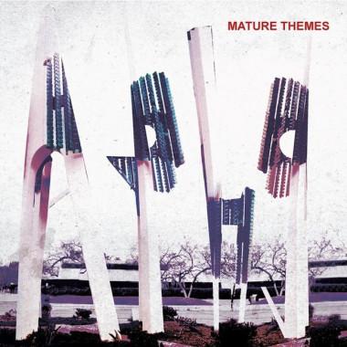 Mature Themes - Plak