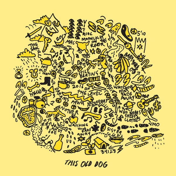 This Old Dog (Indie Exclusive Limited Edition Red Transparent) - Plak