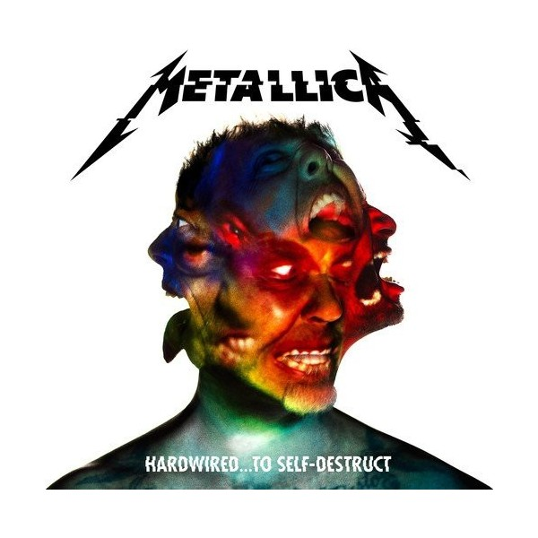 Hardwired...To Self-Destruct (Deluxe Edition) - Plak