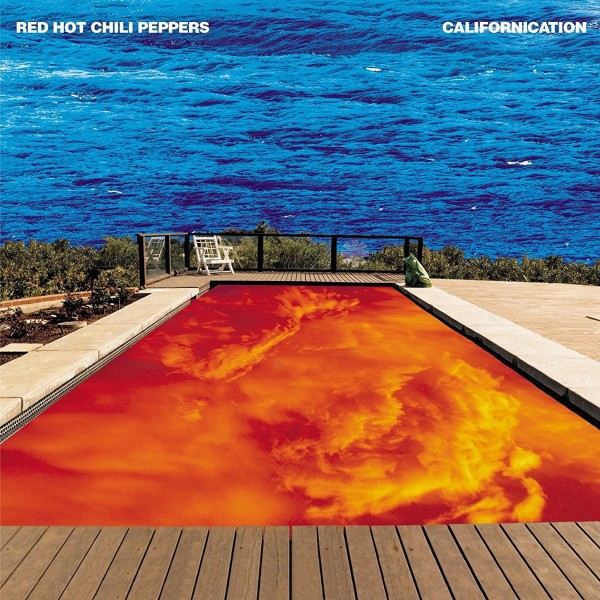 Red Hot Chili Peppers Californication - Plak