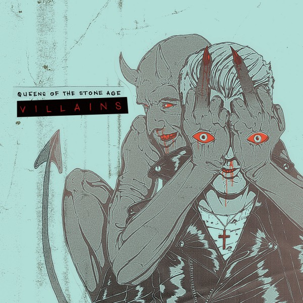 Queens Of The Stoneage Villains (Indie Exclusive) - Plak