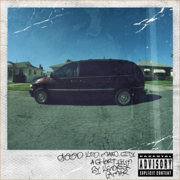 Kendrick Lamar Good Kid, m.A.A.d City - Plak