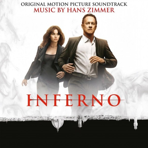 Inferno Soundtrack (Numbered Limited Edition Red Vinyl) - Plak