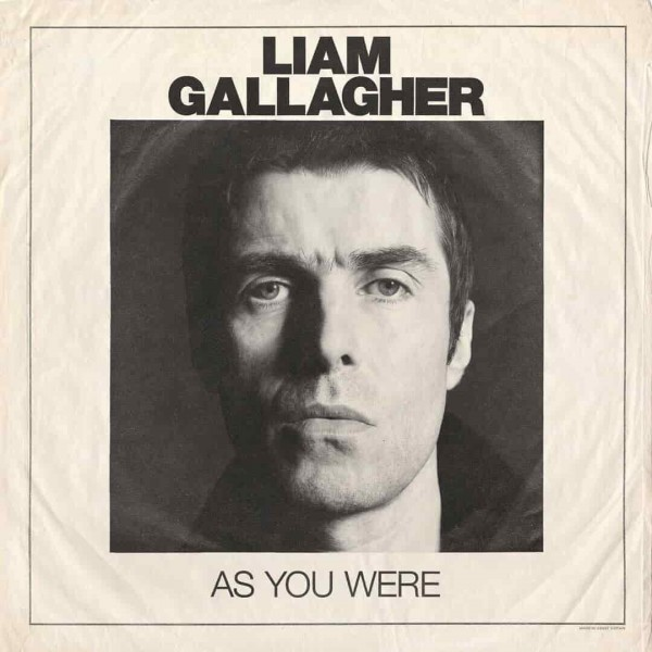As You Were (Limited Edition White Vinyl) - Plak