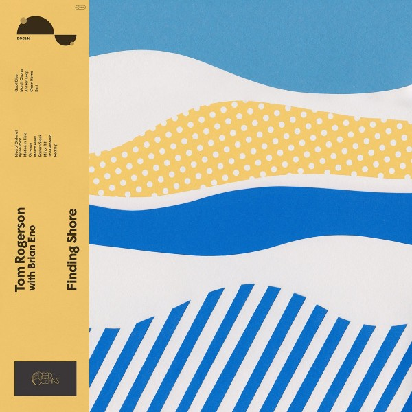 Finding Shore (Opaque Blue Vinyl) - Plak