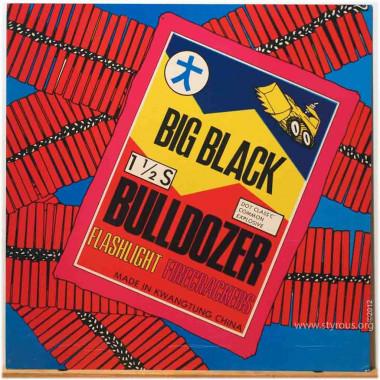 Bulldozer - Plak