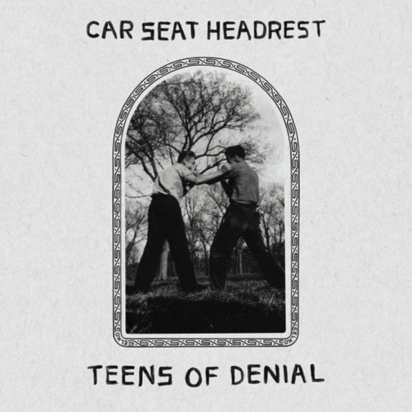 Teens Of Denial - Plak