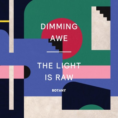 Dimming Awe, The Light is Raw (Limited Edition Pink Vinyl) - Plak